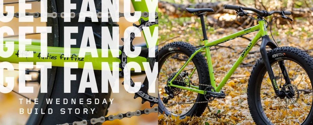 Get Fancy: Surly Wednesday
