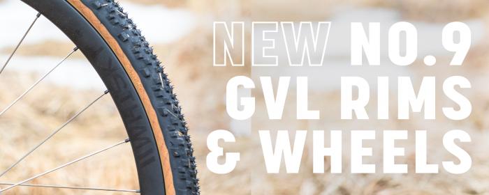 New No.9 GVL Rims & Wheels