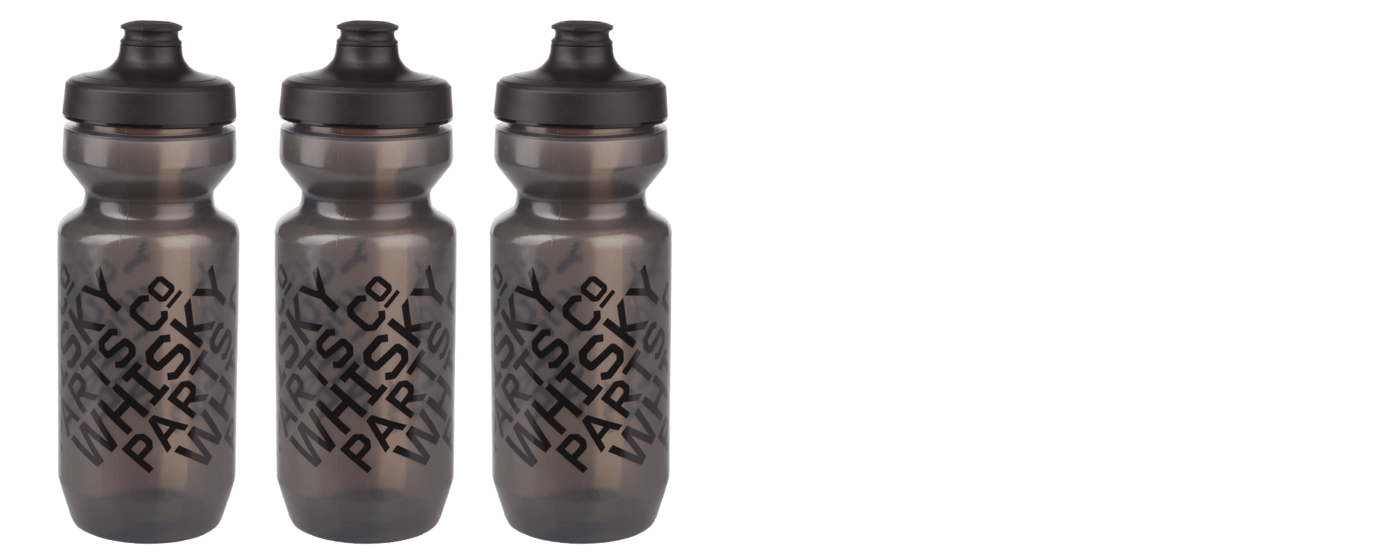 Logo Wrap Water Bottle