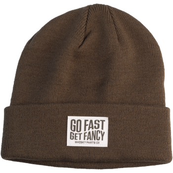 Go Fast, Get Fancy Beanie