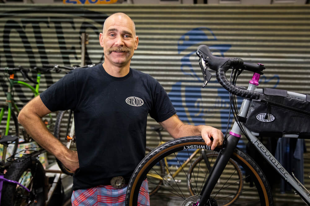 Industry Icon, Curtis Inglis at NAHBS 2019