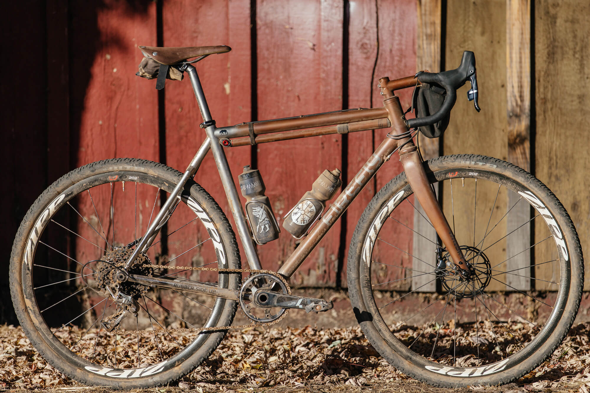 No 9 15mm Cyclocross Fork | Whisky Parts Co