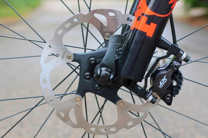 myth talos disc brake rotor